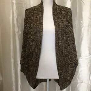 PERFECT for FALL/WINTER  Open Front Shrug SMALL